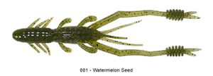 "RING SHRIMP 5"" 001 - WATERMELON SEED"