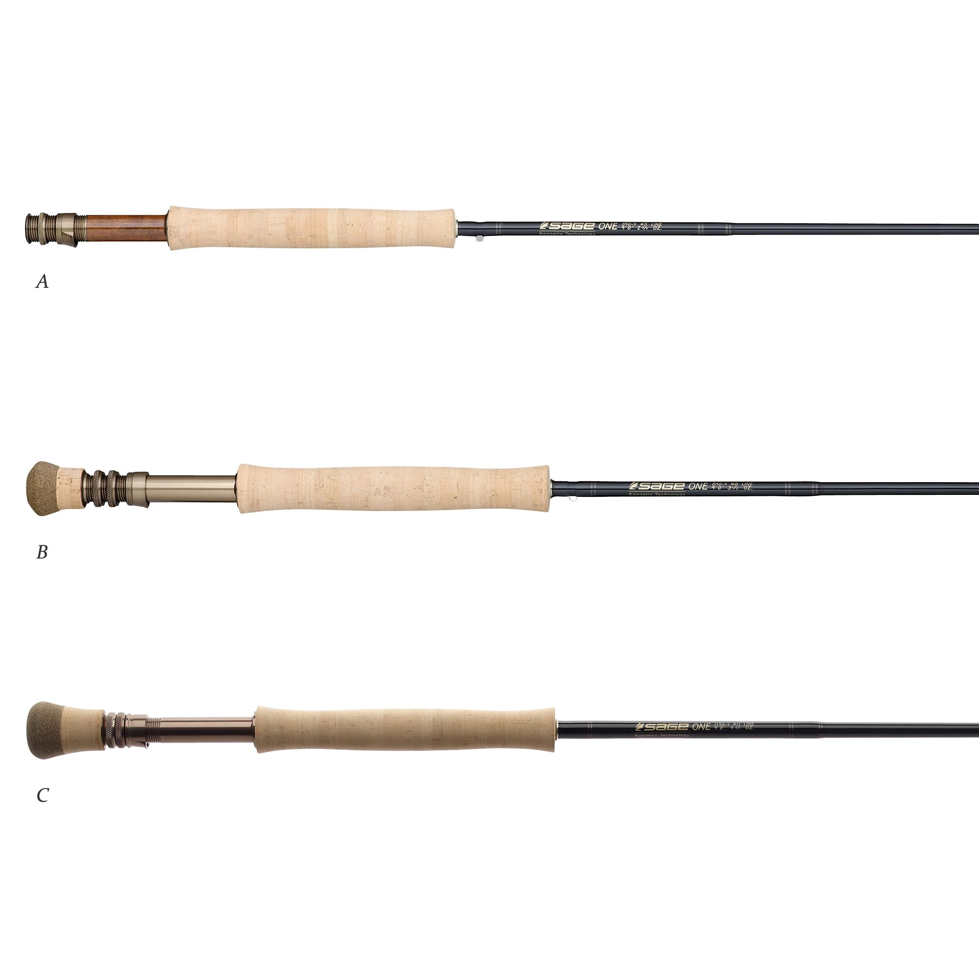 Rods Sage ONE 6100-4 ONE