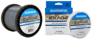 Lines Shimano EXAGE 1000M 0,25MM