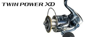 Reels Shimano TWIN POWER XD TPXD4000XG
