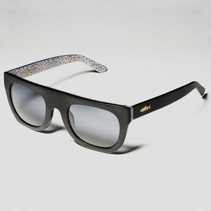 Apparel Big Fish 1983 SUNGLASSES FARIO #02 MAT BLACK