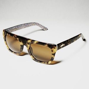 Apparel Big Fish 1983 SUNGLASSES FARIO #02 NATURAL TURTLE