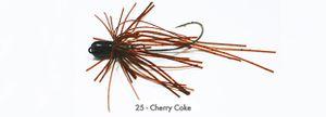 Lures Tiemco PDL BAIT FINESSE JIG 10 G 25 - CHERRY COKE