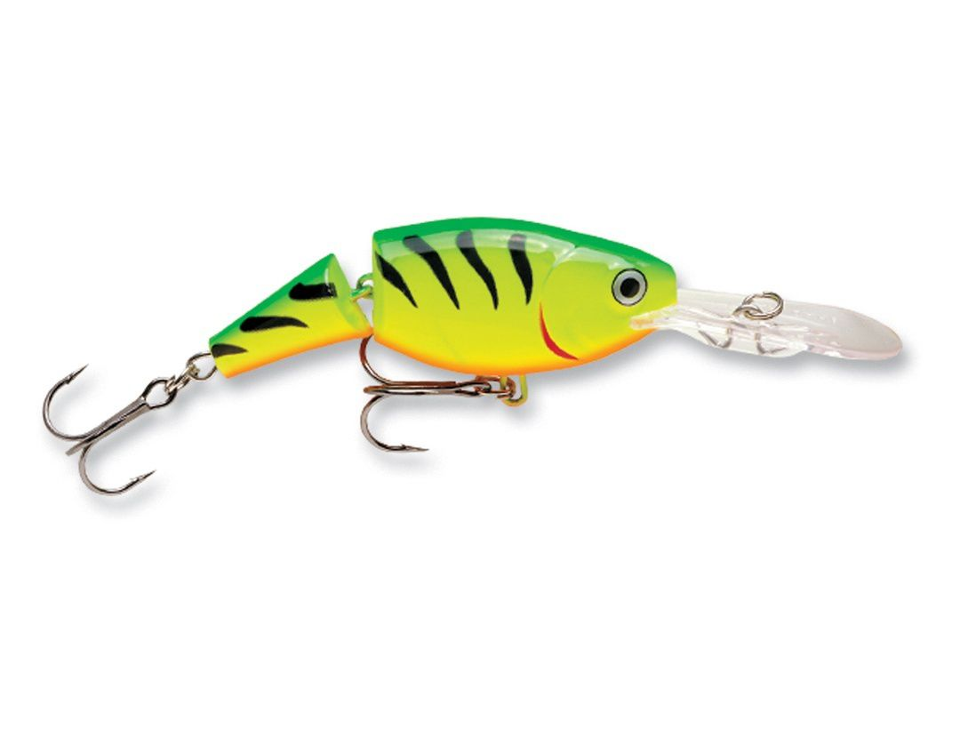 JOINTED SHAD RAP JSR05 FIRETIGER