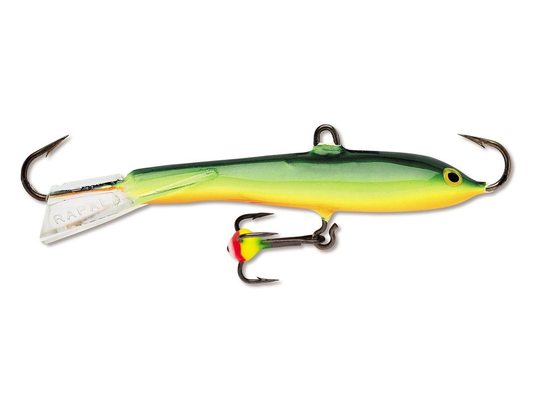 JIGGING RAP WH5 BLACK YELLOW RED