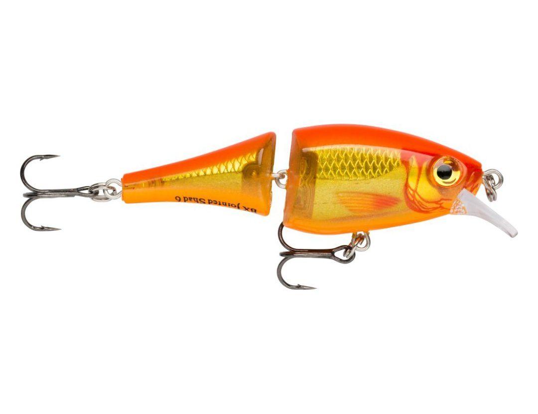 Rapala  BX Jointed Shad BXJSD06 Gold Fish
