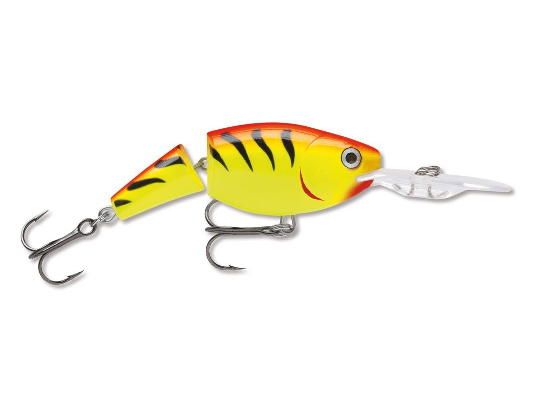 JOINTED SHAD RAP JSR07 HOT TIGER