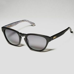 SUNGLASSES FARIO #01 MAT BLACK