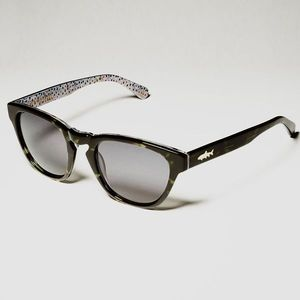 Apparel Big Fish 1983 SUNGLASSES FARIO #01 GREEN