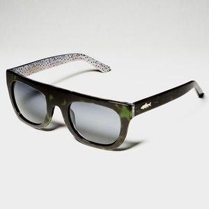 SUNGLASSES FARIO #02 GREEN