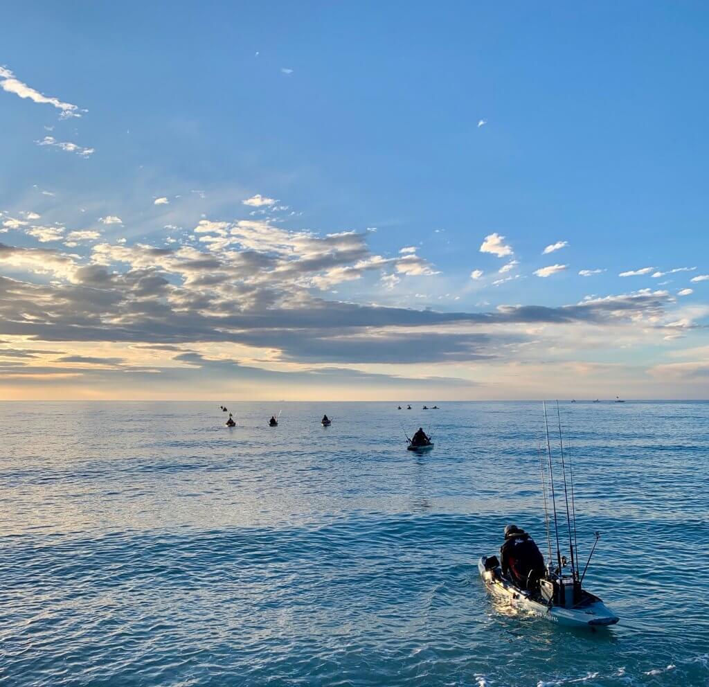 Enregistrer une session de pêche
