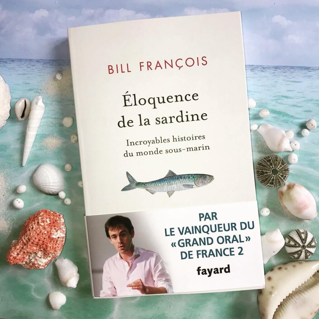Bill François, grand orateur et humble pêcheur, nous parle de son nouveau livre