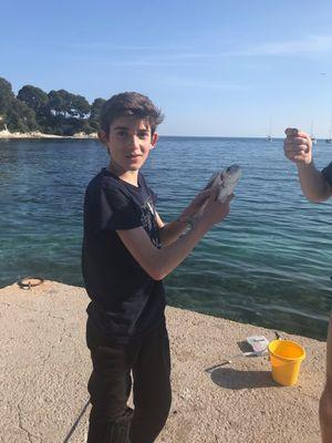 Alex Le Pêcheur De L'extrême Pulka