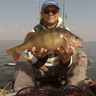 Franck Kayak Fishing