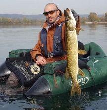 Xav Fishing