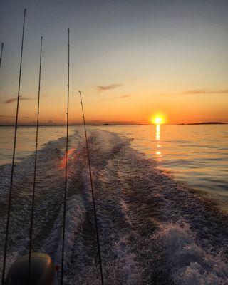 Rhuys Fishing