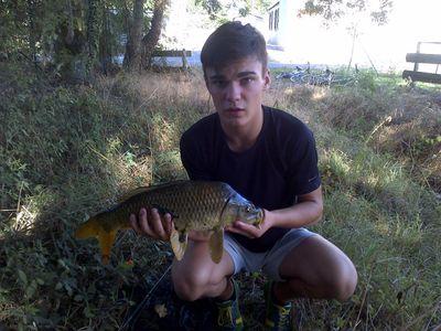 anto fishing man