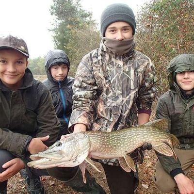 esox fishing