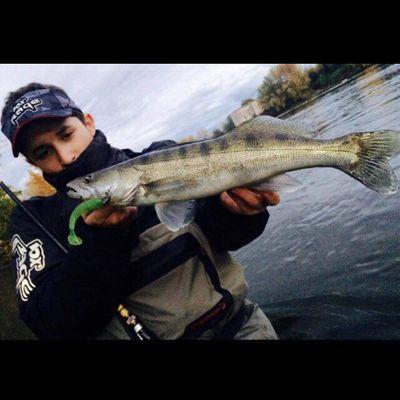 Pierre Kremer Fishing