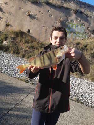 Rub's fishing