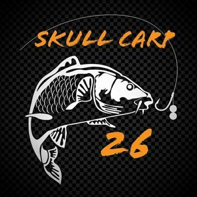 Skull carp