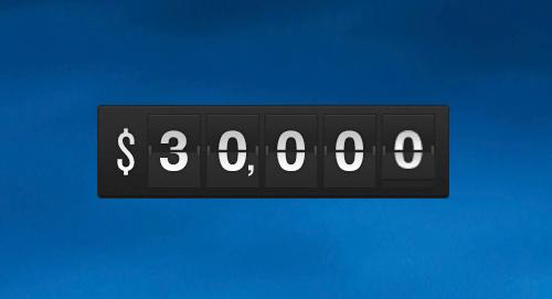 $30,000