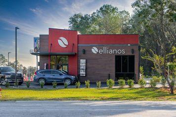 Ellianos Coffee Company franchise