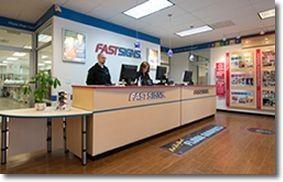 Fastsigns Reception