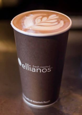 ellianos coffee company franchise business