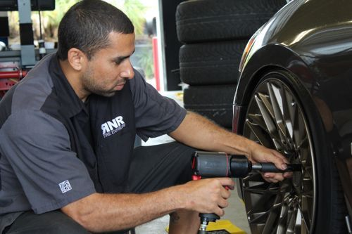 Tire and Wheel Franchise in America