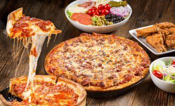 Start Rosati's Pizza Franchise