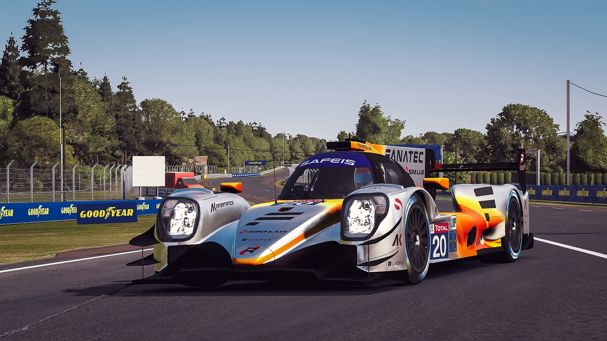 24h Le Mans Virtual After 3 Hours Team Redline Widens The Gap Fia W