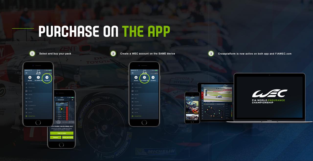 Official fia wec app - FIA World Endurance Championship
