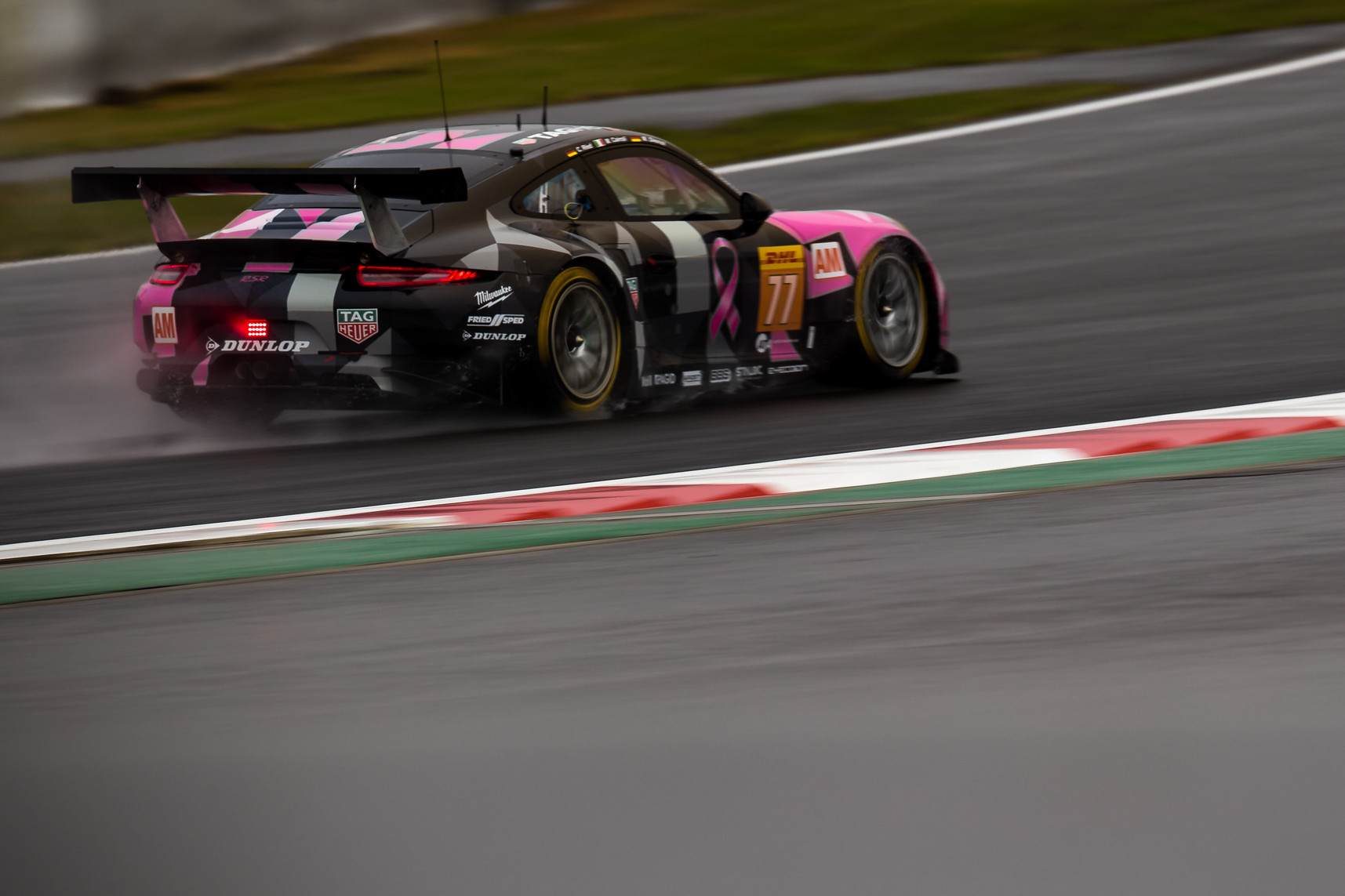Patrick Dempsey To Wave Off 6 Hours Of Fuji Fia World Endurance Cham