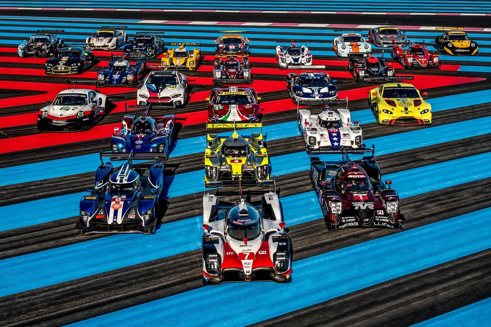 WEC action has begun for the Prologue! - FIA World ...
