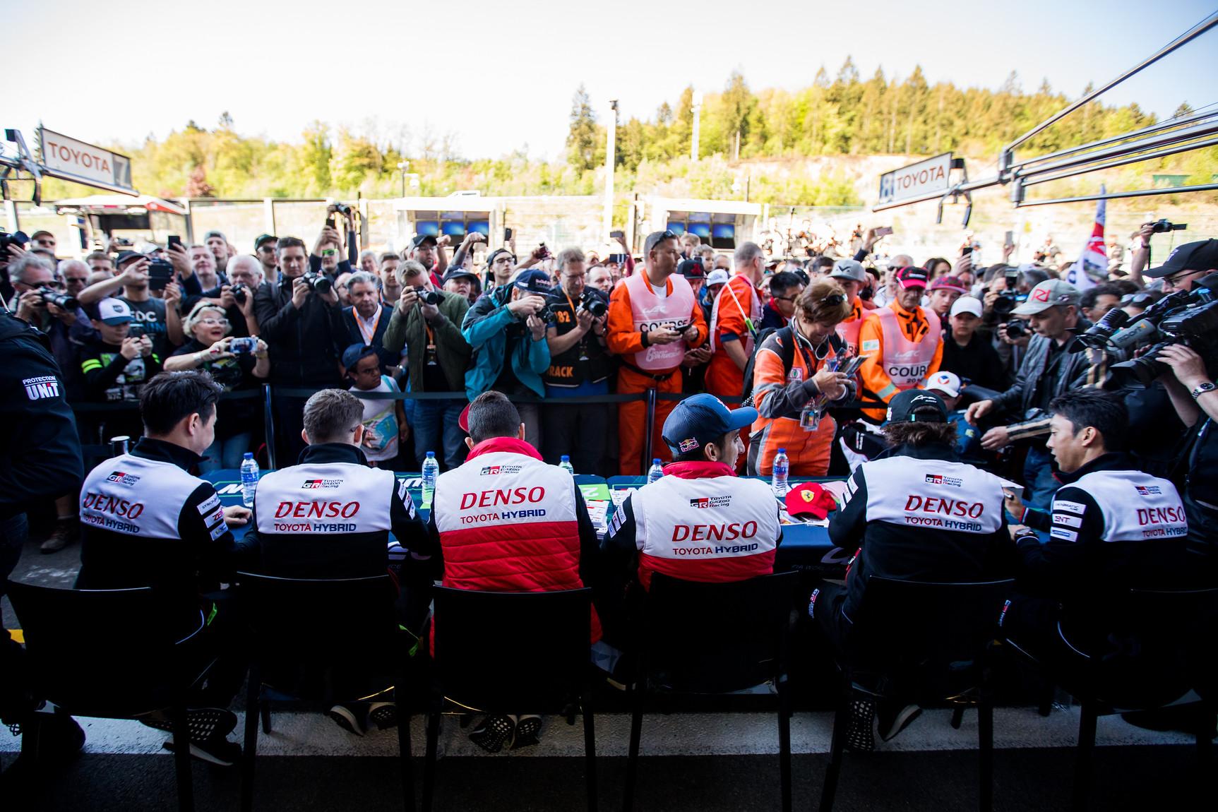 Total 6 Heures De Spa Francorchamps 2019 La Billetterie Est Ouverte