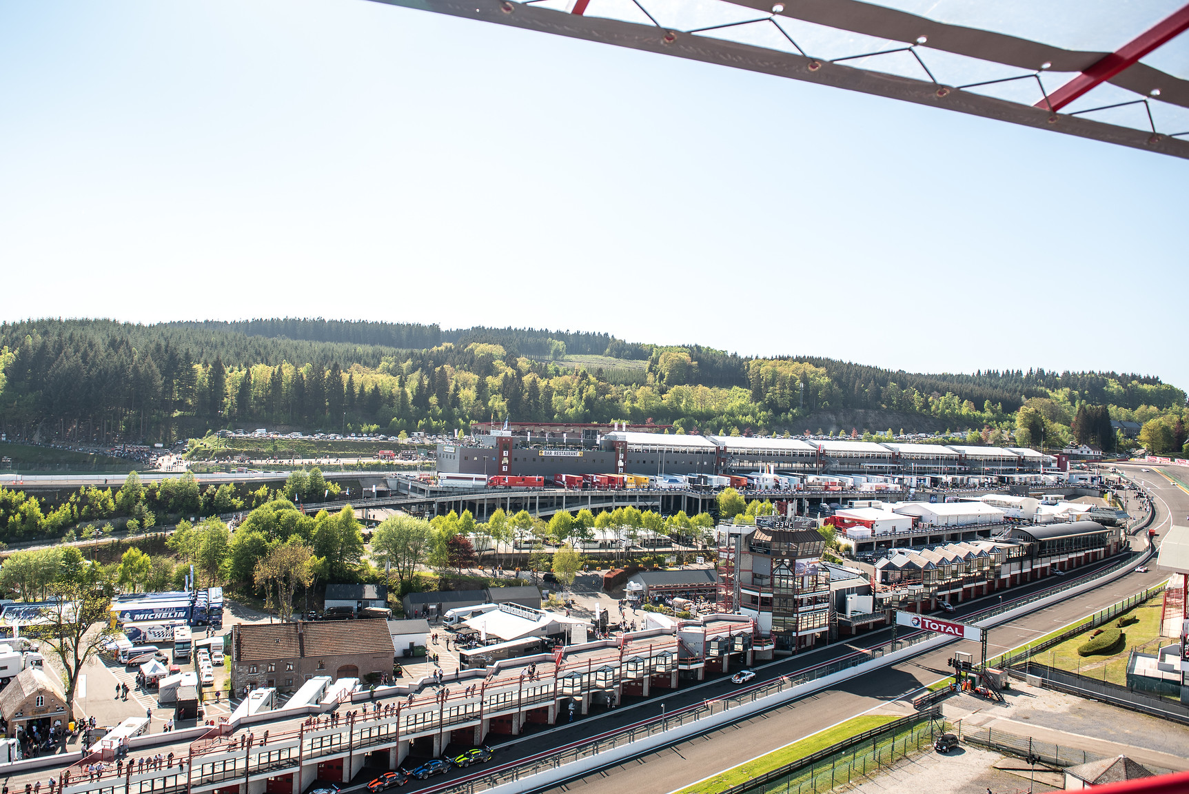 Wec Renews With Circuit De Spa Francorchamps For 4 Years Circuit