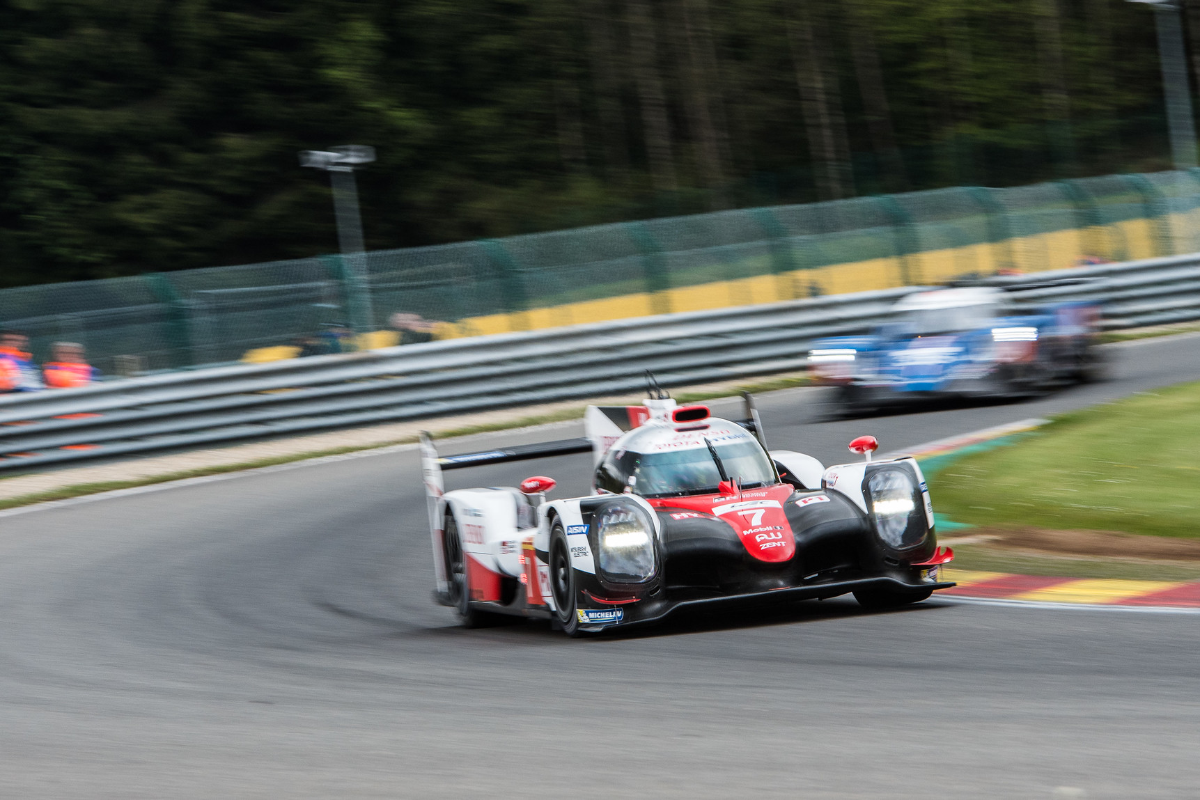The countdown is on for the Total 6 Hours of Spa-Francorchamps - FIA W
