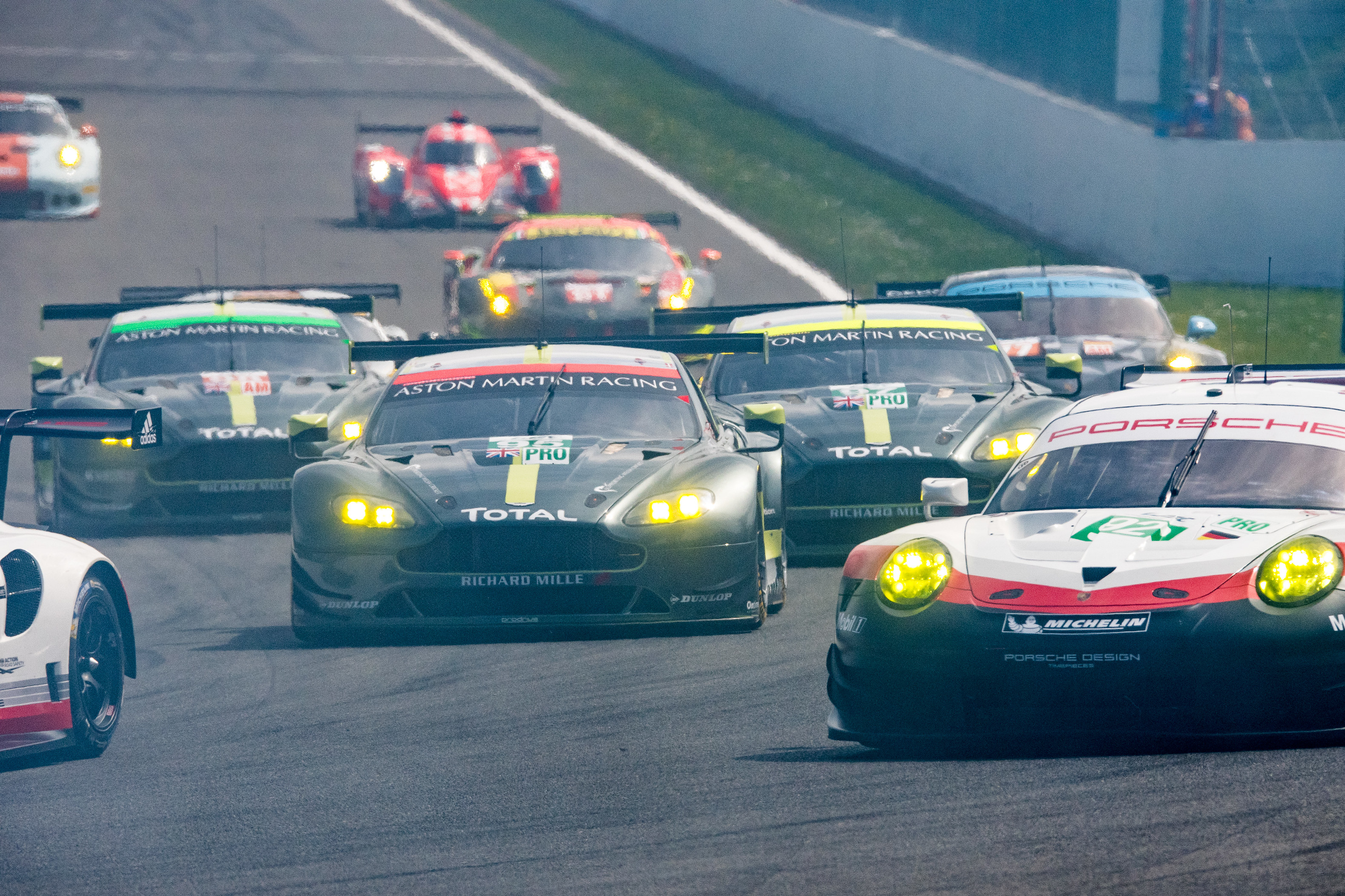 The countdown is on for the Total 6 Hours of Spa