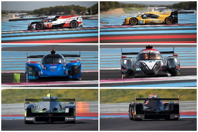 Differences between LMP1 and LMP2 - FIA World Endurance