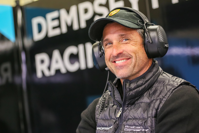 Patrick Dempsey Spirit Of Le Mans 2019 Fia World Endurance Champio