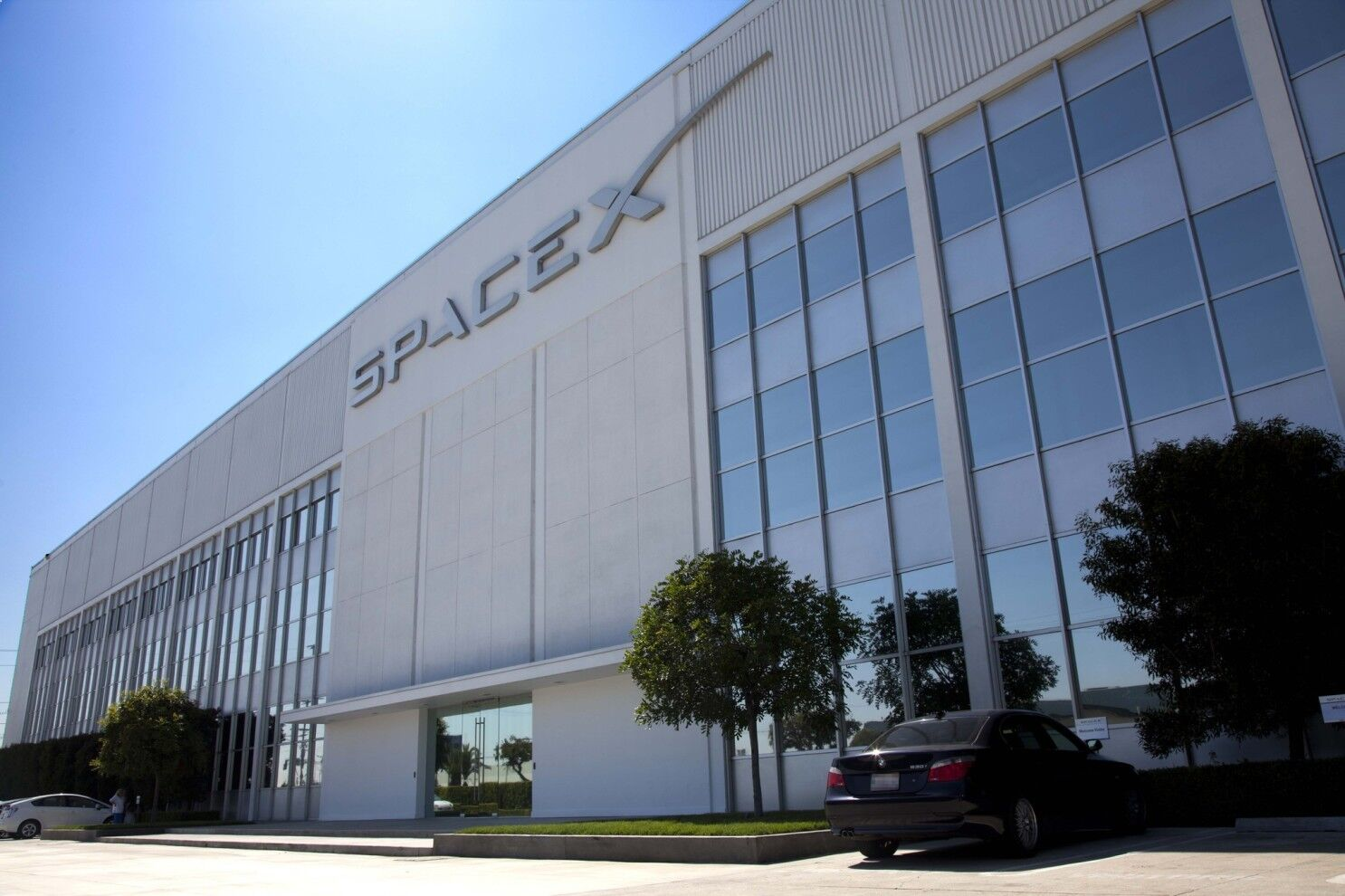 SpaceX Office