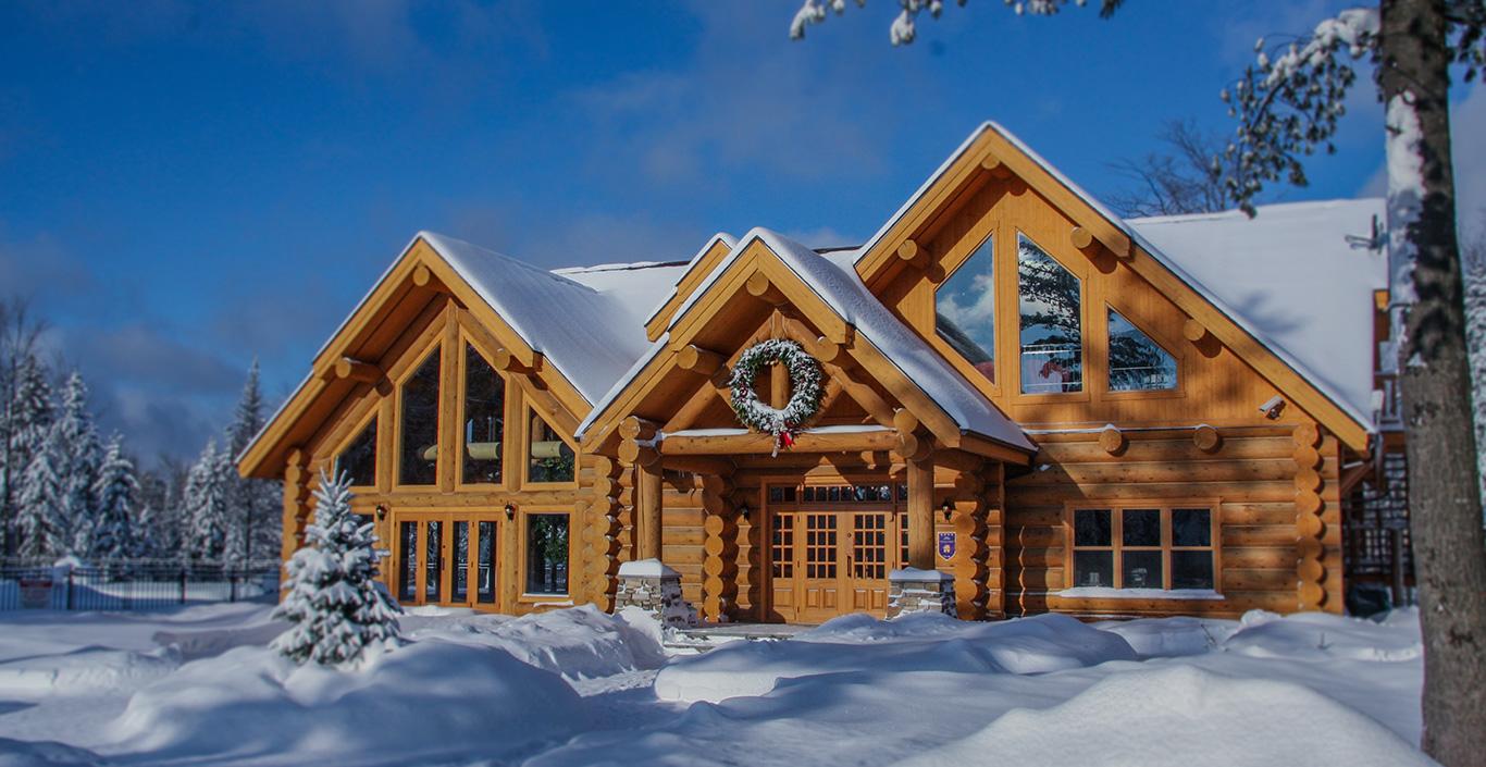 Strange Cottages For Rent In The Laurentians Fiddler Lake Resort Download Free Architecture Designs Embacsunscenecom