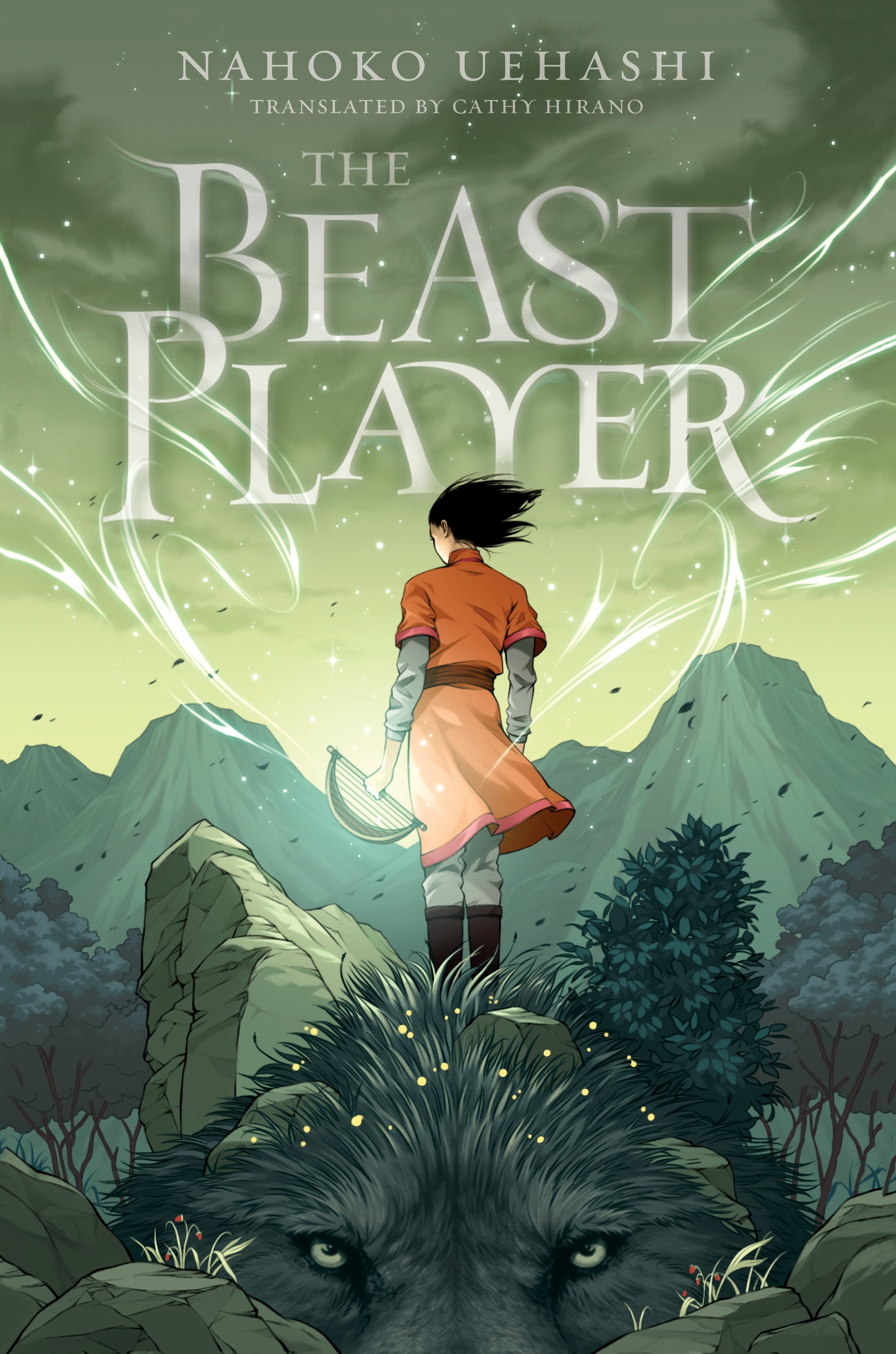 Image result for beast player by nahoko uehashi