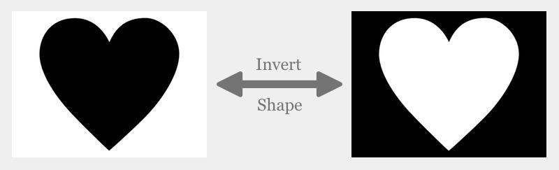Invert Shape