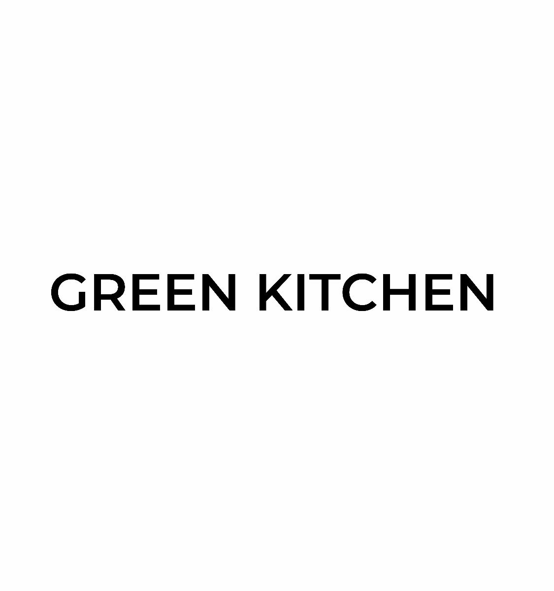 Green Kitchen Logo
