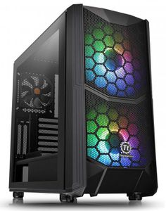 THERMALTAKE COMMANDER C35 ARGB TEMPERED GLASS  *เคส