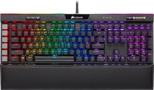 CORSAIR K95 RGB PLATINUM XT (CHERRY MX SPEED / RGB / ENG) *คีย์บอร์ดเกมมิ่ง