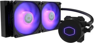 COOLER MASTER MASTERLIQUID ML240L V2 RGB 240 MM (120 X 2) *ชุดน้ำปิด