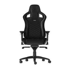 noblechairs EPIC PU LEATHER GAMING CHAIR - BLACK I GREEN *เก้าอี้เกมมิ่ง